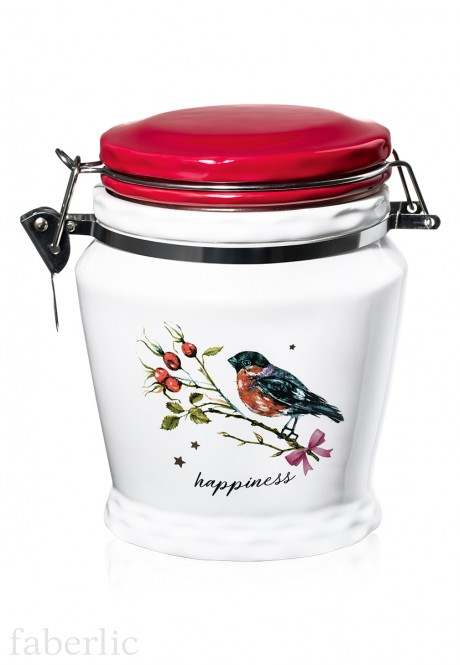 Happiness Dry Food Container large