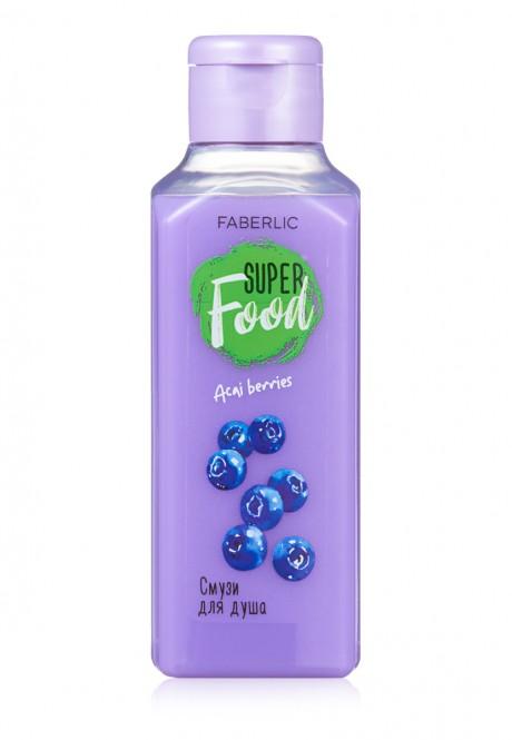 Smoothie Shower Gel Acai Berries