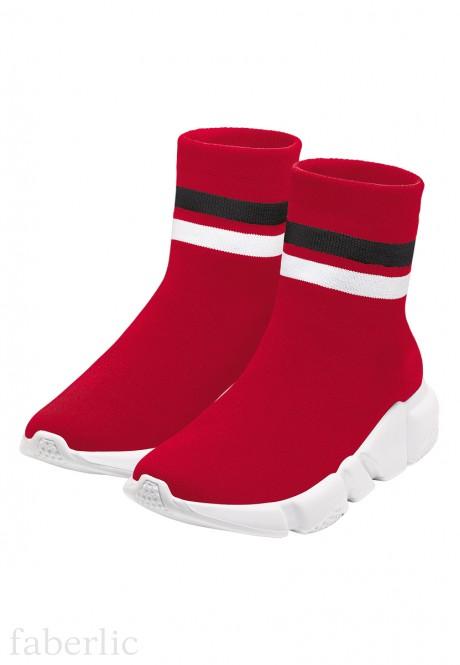 Кроссовки Structur красные