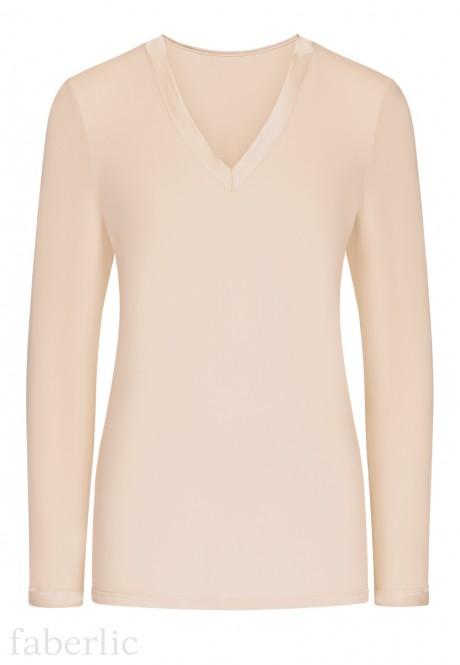 Long Sleeve Tshirt beige