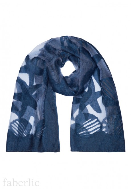 Wrap blue