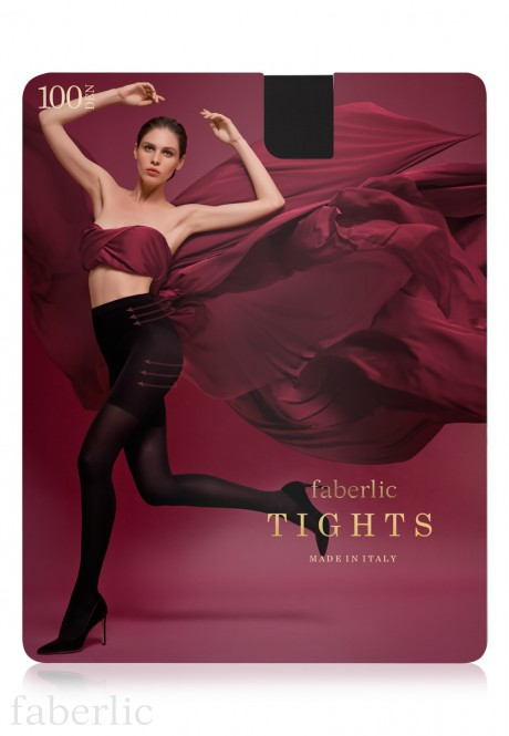 Shaping Tights100 den black