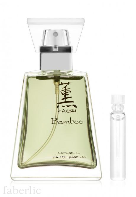 Пробник парфюмерной воды для женщин Kaori Bamboo
