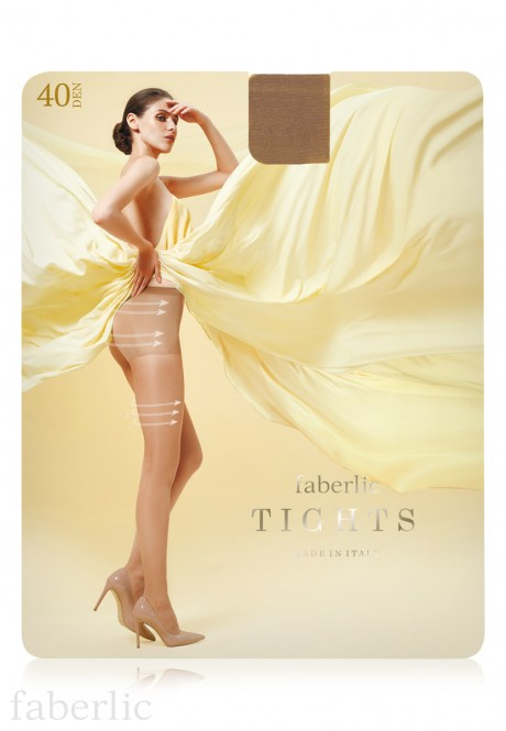 Body Shaping Tights 40 den caramel
