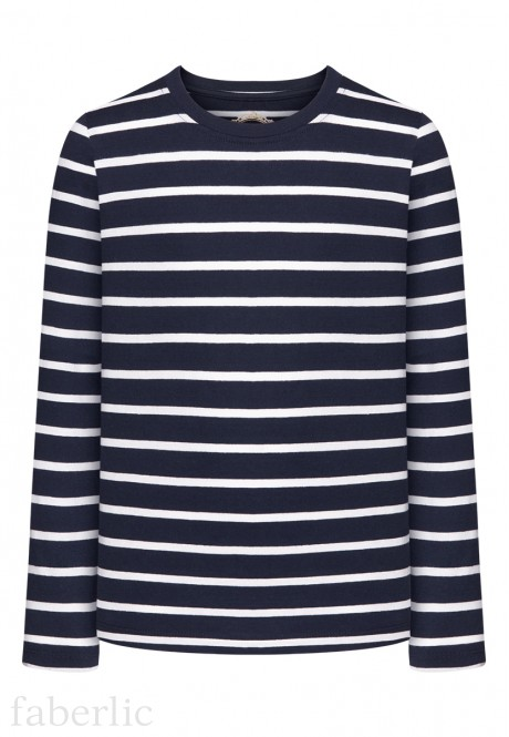 Long Sleeve Tshirt for girls dark blue