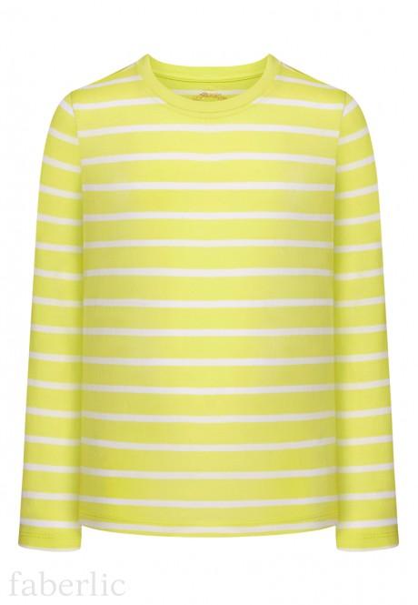 Long Sleeve Tshirt for girls lime