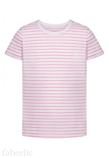 Girls Short Sleeve Tshirt pink
