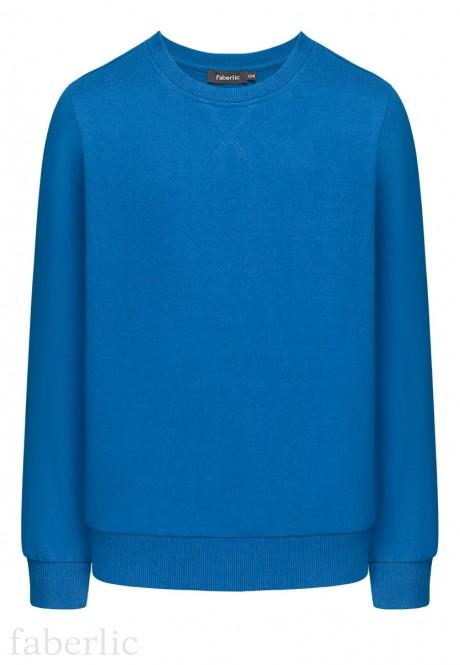 Boys Long Sleeve Jumper blue
