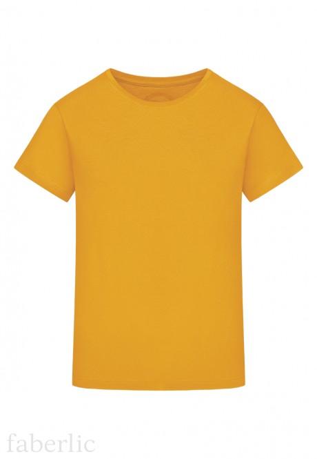 Футболка цвет жёлтый