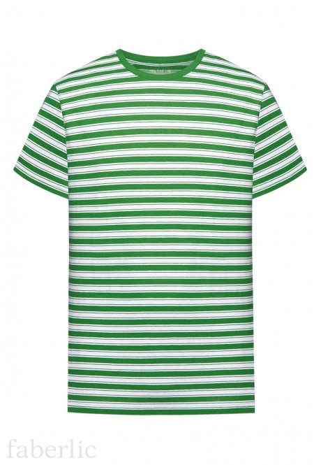 Mens Short Sleeve Tshirt green