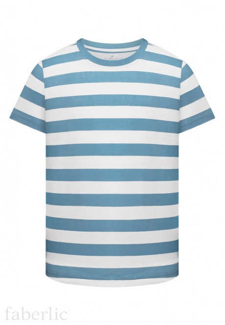 Boys Short Sleeve Tshirt blue