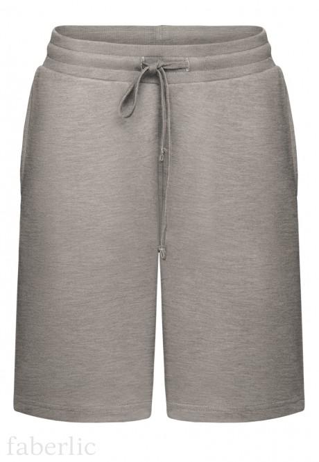 Boys Jersey Shorts grey melange