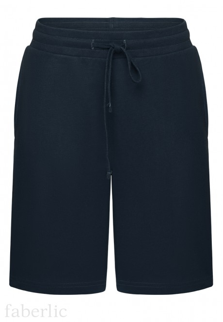 Boys Jersey Shorts dark blue