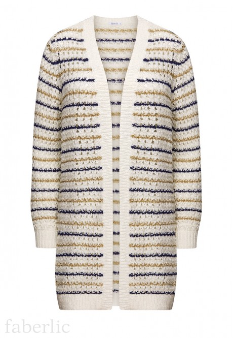 Knit Cardigan multicolored