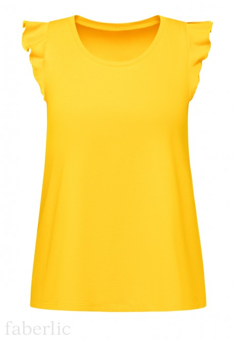 Girls Tshirt yellow
