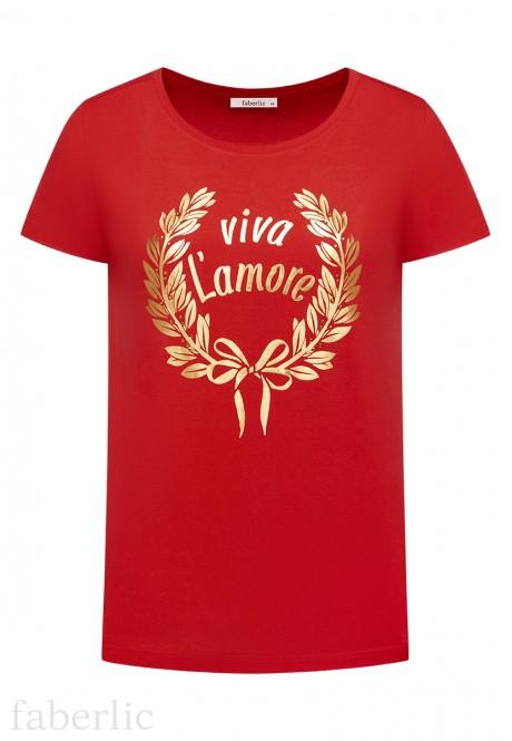 Short Sleeve Tshirt red