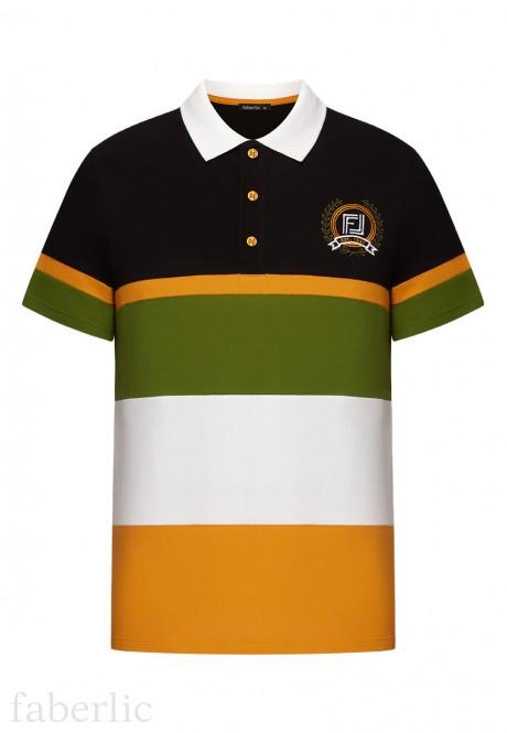 Light Jersey Polo Shirt multicolour