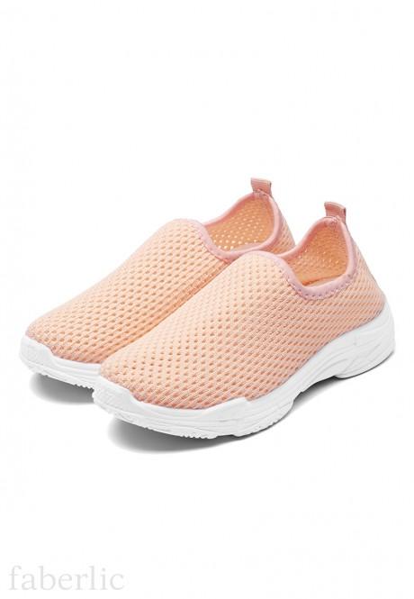 Кроссовки для девочек Элис цвет персиковый