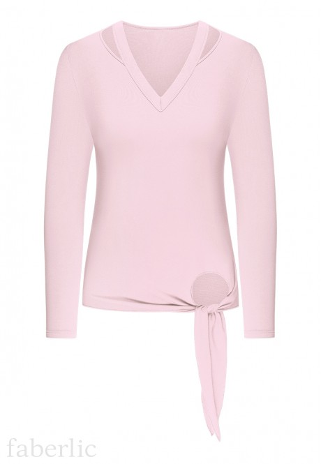 Long Sleeve Top pink