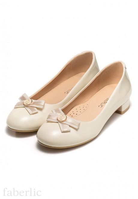 Adele Girls Shoes vanilla