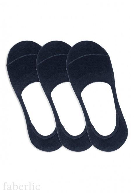 Invisible Socks dark blue
