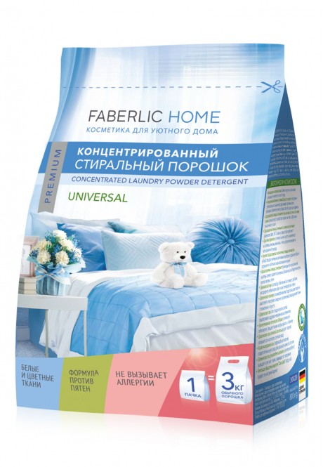 Universal Concentrated Laundry Detergent