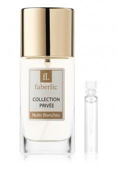 TESTER Eau de Parfum NUITS BLANCHES COLLECTION PRIVEE pour femme