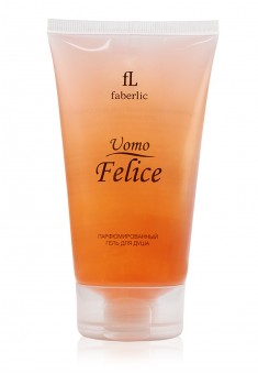 Perfumed Shower gel UOMO FELICE for men