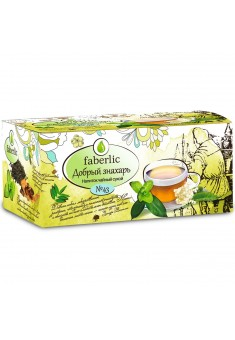 TENDER HERBALIST HERBAL TEA  43