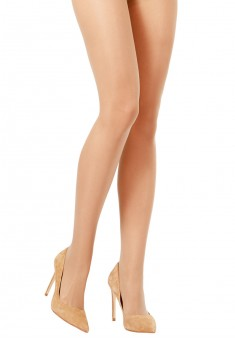 Elegant Silky Tights tan 20 den
