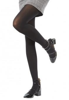 Colored tights black 60 DEN