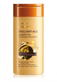 EXPERT BRILLIANT AGE Shampoo for mature hair