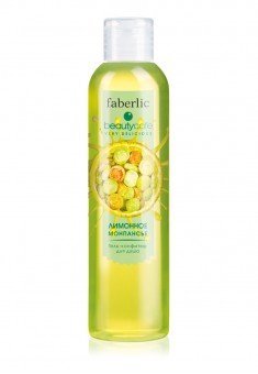 Lemon Candy Shower Gel