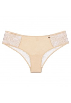 Laura Brazilian Briefs beige