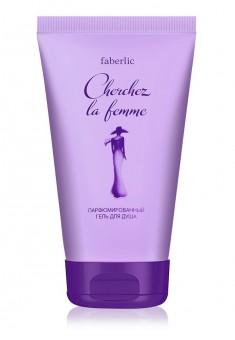 Парфюмированный гель для душа для женщин Cherchez la femme