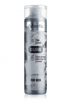 CELSIUS Hair Face and Body Shower Gel