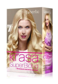 KRASA Super Blonde Intensive Hair Bleach