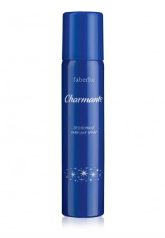 Charmante Perfumed Spray Deodorant for Her