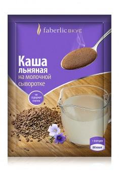Продукт моментального приготовления Каша льняная на молочной сыворотке