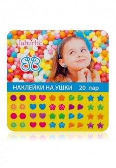 Ear Stickers for Kids