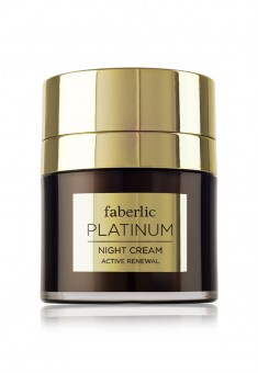 Platinum Active Renewal Night Cream