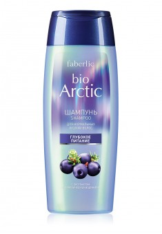 Bio Arctic Deep Nourishment Shampoo for normal to dry hair