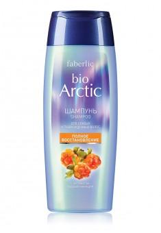 Шампунь для слабых и поврежденных волос c экстрактом медовой морошки серии bio Arctic