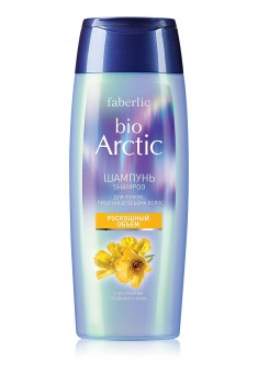 Bio Arctic Volumeboosting Shampoo for Thin Hair with Arctic Poppy Extract