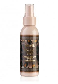 Увлажняющий спрей с перламутром Любовь дикарки  Pearl spray with moisturizing effect Wild love