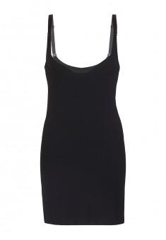 Корректирующее платье цвет черный