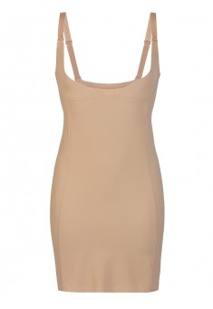 Shaping Dress beige