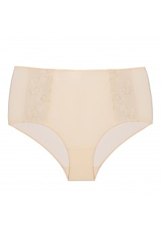 Classic High Waist Briefs ivory