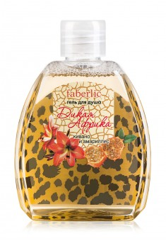 Wild Africa Perfumed Shower Gel