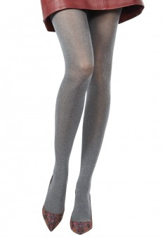 Tights 60 DEN grey melange